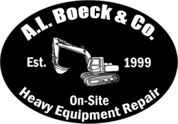 A. L. Boeck & Co.- Heavy Equipment Repair Service